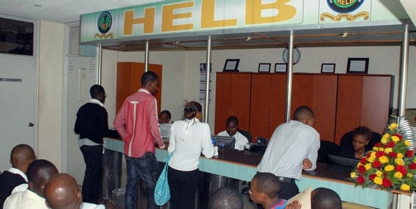 File Image for HELB offices
