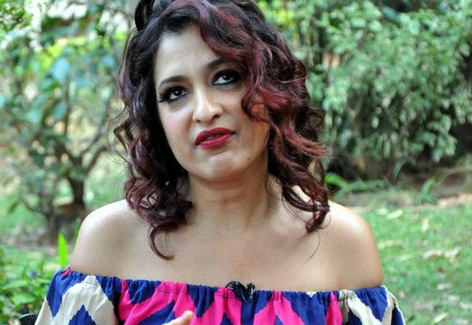 File image of Varshita actress Eve D'Souza. |Photo| Courtesy|