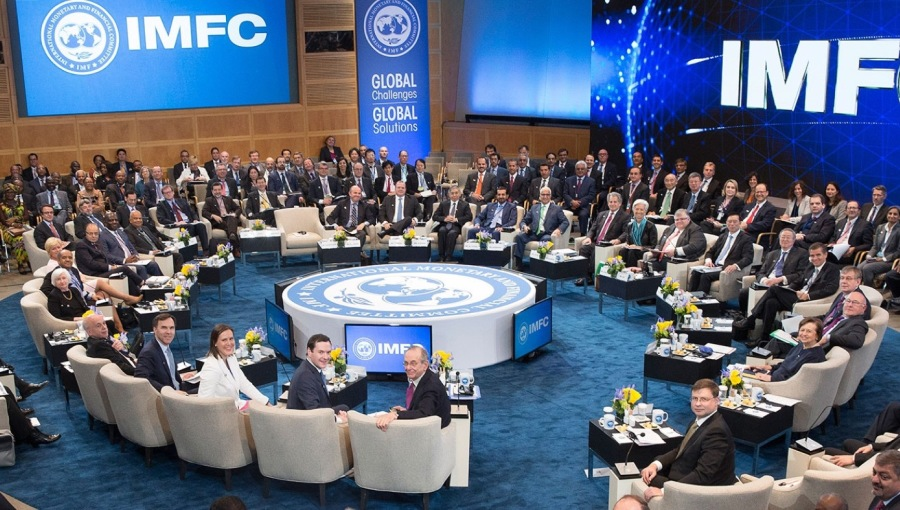 Fil image of an IMF session.  Photo  Courtesy 