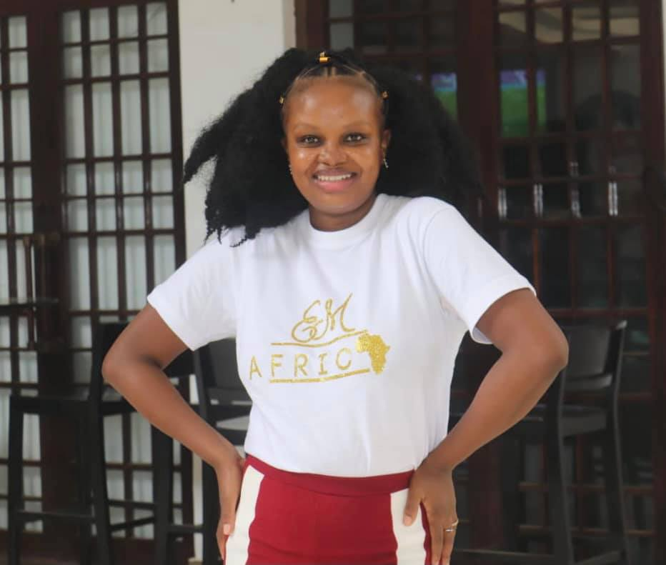 File Image of Erica Muthoni, Founder of EM Africa Academy.