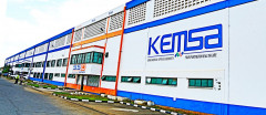 Exterior view of KEMSA offices. [Photo: KEMSA]