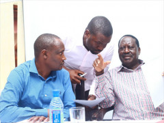 ODM Leaders at a past event