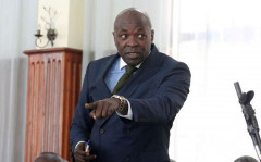 File image of Lawyer Cliff Ombeta during a previous court session. |Photo| Courtesy|