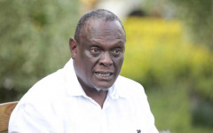 File image of Jubilee Vice Chairperson David Murathe. |Photo| Courtesy|