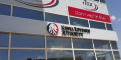 Kenya Revenue Authority offices at Sameer Africa along Mombasa Road. |Photo| Courtesy|