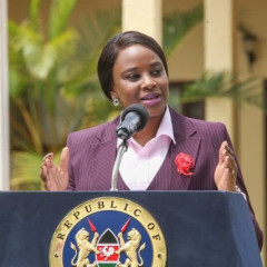From Cafe Attendant to State House - The Rise of Kanze Dena-Mararo