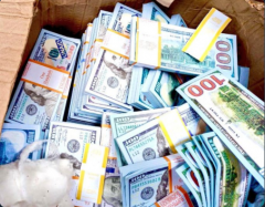 DCI raids home recovered fake gold and foreign currencies