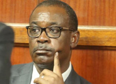 Former Nairobi Governor Evans Kidero during a past court hearing. |Photo| Courtesy|