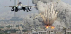 File image of an Airstrike. |Photo| Courtesy|