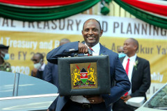 National Treasury and Planning Cabinet Secretary Ukur Yatani has proposed the re-introduction of 20% excise duty on amount wagered, to curb betting.