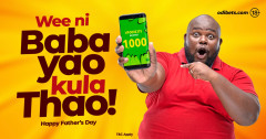 Odibets surprises customers With Father's Day bonus