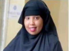 File Image of Hafsa Mohammed.