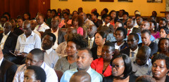 File image of parents meeting at Strathmore school/ Courtesy of Strathmore